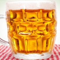 How many pints are in a liter?