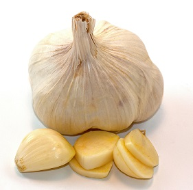 What is a clove of garlic?