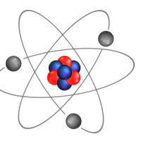 What does the atomic mass represent?